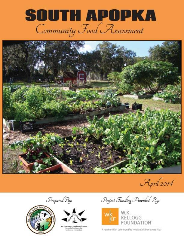 South Apopka Community Food Assessment cover